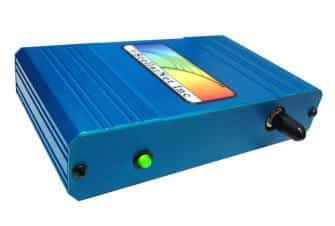 Blue Wave miniature spectrometer