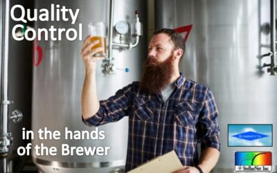 Customer Spotlight: StellarNet partners with Brewmetrix to create an in-house QC device for brewers