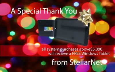A Holiday Gift from StellarNet