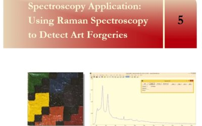 Spectroscopy Lab Experiments – Using Raman Spectroscopy to Detect Art Forgeries