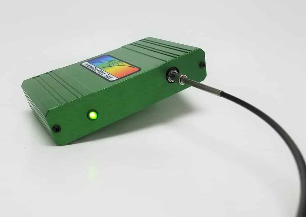 green wave low cost spectrometers stellarnet us