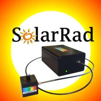 SolarRad- Solar SpectroRadiometer System