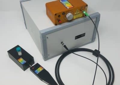 Hyper-Nova High Performance Spectrometers-Raman Setup