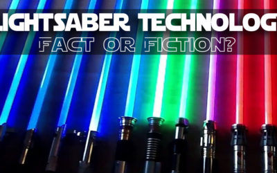 Application Note- Lightsaber Technology, Fact or Fiction?