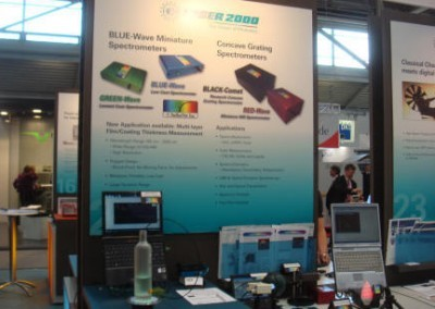 Laser World of Photonics 2009 - Munich, Germany