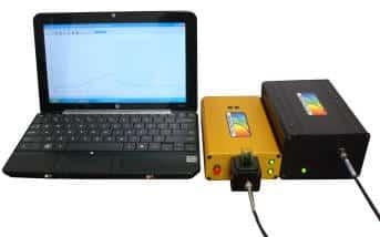 Low cost spectrochemistry configuration