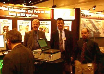 Photonics West 2001- San Jose