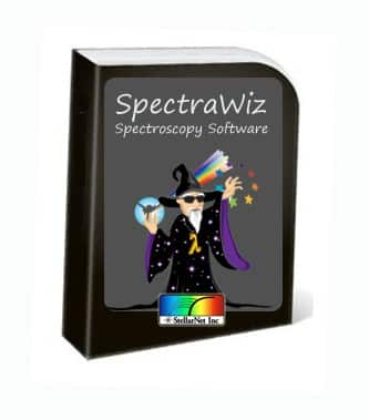 SpectraWiz Software