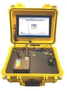 StellarCASE-LIBS portable elemental analyzer