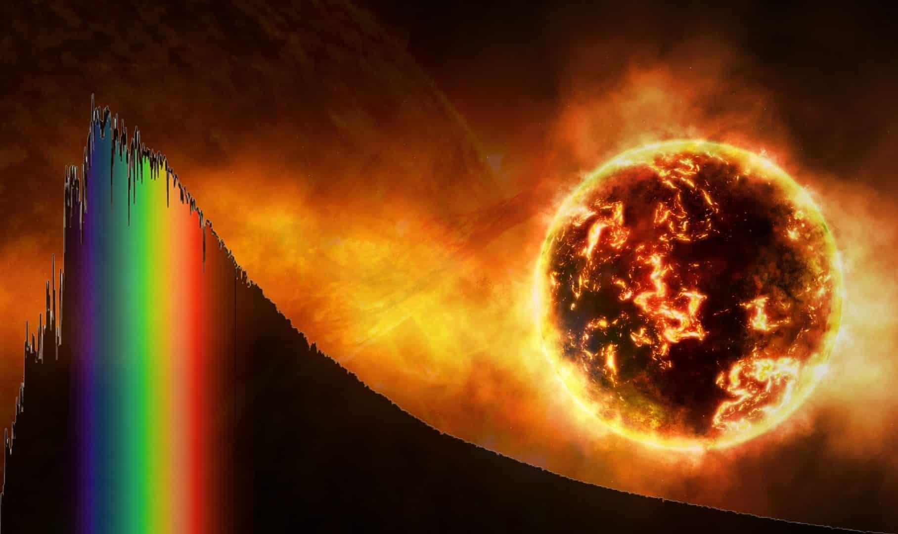 StellarNet Solar Radiometry