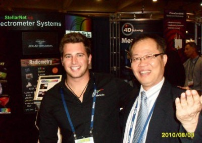 SPIE 2010 with SPECTRO - SD, CA