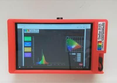 StellarRAD-UV-VIS spectroradiometer