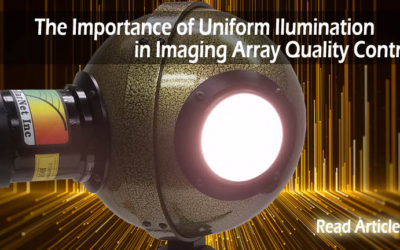 The Importance of Calibrated Uniform Light Sources in Imaging Array Quality Control