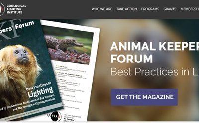 Customer Spotlight – Zoological Lighting Institute