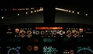 cockpit lighting