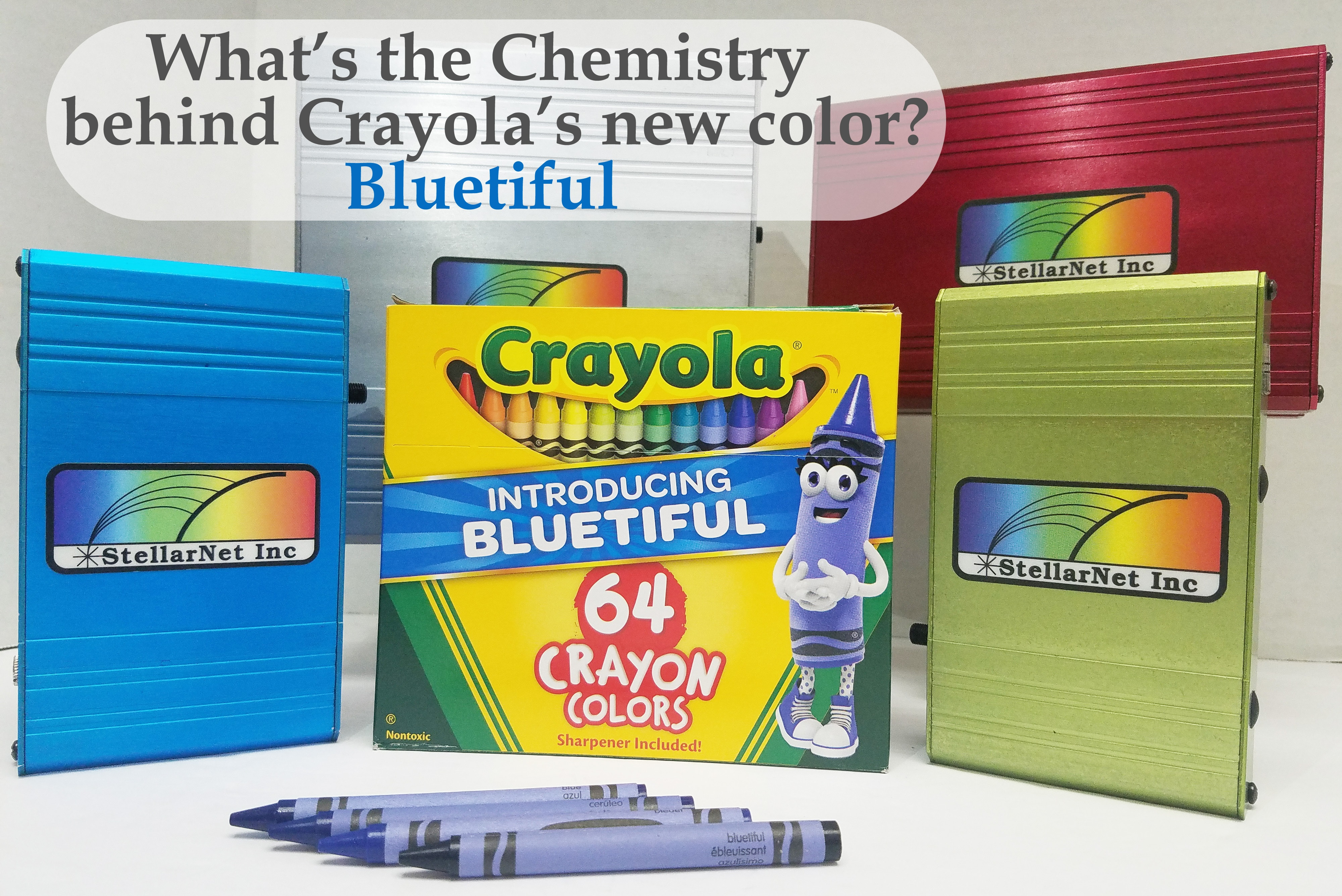 back to school specials what s the chemistry behind crayola s