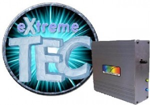 extreme 2-stage TE Cooler for Raman and SILVER-Nova
