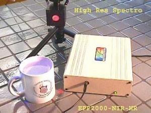 EPP2000-NIR-HR: Stellarnet's High Resolution Spectrometers for plasma emision monitoring