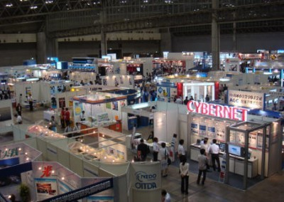 Interopto 2008 -Tokyo, Japan