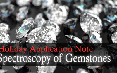 Spectroscopy of Gemstones- Is a Diamond Forever?