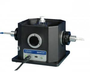 temperature controlled cuvette holder